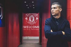 Ronaldo khiến CĐV Man United cực vui trước đại chiến với Juventus