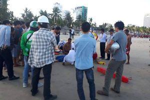 Du khách Trung Quốc tử vong khi đang tắm biển ở Đà Nẵng