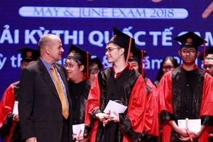 13 học sinh VAS đạt điểm tuyệt đối tại kỳ thi quốc tế