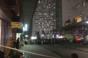 Khởi tố vụ án nữ sinh thả con sơ sinh từ tầng 31 chung cư HH2A Linh Đàm xuống đất