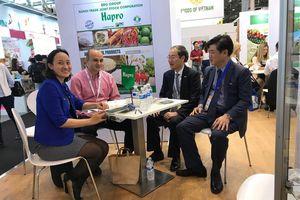 Hapro: Tăng cường xúc tiến thương mại, đẩy mạnh xuất khẩu sau cổ phần hóa