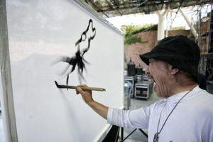 Họa sĩ đương đại nổi tiếng Hàn Quốc tổ chức triển lãm tranh tại Việt Nam