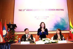 ASEAN hướng tới tăng cường quyền năng cho phụ nữ