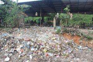 Điện Biên: Hỗ trợ xây dựng nhà máy xử lý rác thải