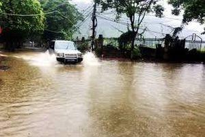 Thông tin sơ bộ về tình hình mưa, lũ quét tại Lào Cai và Hà Giang
