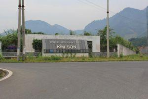 Bắc Kạn: Cỏ xanh phủ kín đất vàng khu công nghiệp Thanh Bình