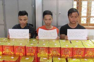 Nghệ An: Liên tiếp bắt hai vụ buôn bán pháo nổ