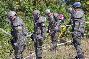 Hàn Quốc - Triều Tiên rút hết vũ khí, trạm gác khỏi Bàn Môn Điếm