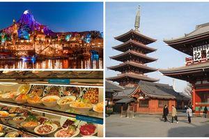 Tokyo, miền đất phúc để phát triển du lịch ở 'xứ sở mặt trời mọc'