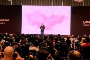 Huyền thoại ngành thiết kế thế giới Philippe Starck chia sẻ với giới thiết kế Việt Nam