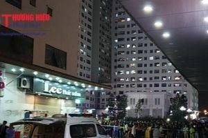 Hà Nội: Khởi tố vụ án mẹ ném con mới sinh từ tầng 31 chung cư
