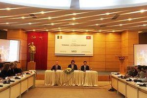 Việt Nam thiếu các hiệp định hợp tác để vào Romania - cửa ngõ thị trường châu Âu