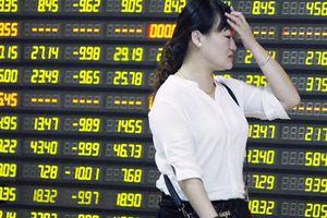 Nhiều nỗi lo phủ bóng, chứng khoán châu Á lại bán tháo