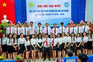Đại hội Đại biểu Hội Sinh viên Việt Nam Trường Đại học An Giang