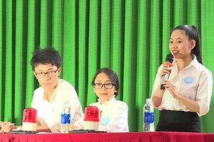 Tại Đại học Nha Trang: Thi vòng 2 'CPA tiềm năng lần thứ 17'