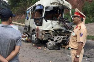 Điều tra nguyên nhân vụ TNGT làm 12 người bị thương ở Sơn La