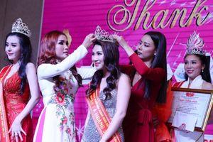 Hoa hậu Thương hiệu Việt Nam - sân chơi đẳng cấp cho doanh nhân Việt