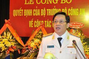Công an tỉnh Hải Dương có Phó Giám đốc mới