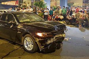 Điều tra vụ nữ doanh nhân điều khiển ôtô gây tai nạn sau khi nhậu