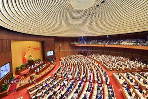 Sáng 23-10, Quốc hội bỏ phiếu bầu Chủ tịch nước