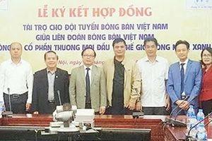 Bóng bàn Việt Nam vẫn giàu sức hút