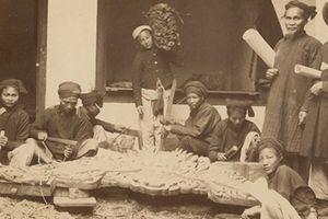 Người Hà Nội cuối thế kỷ 19 qua con mắt của nhiếp ảnh gia người Pháp