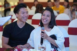 Quốc Nghiệp cùng vợ tham gia 'Sao Hỏa - Sao Kim'