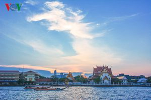 Ngắm Bangkok từ dòng sông của những vị Vua