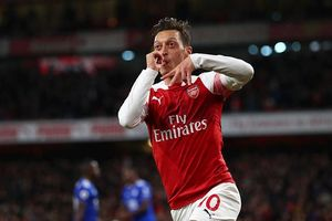 Đội hình tiêu biểu châu Âu tuần qua: Sự trở lại của Mesut Ozil