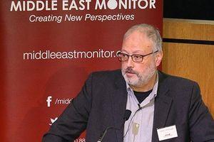Vụ sát hại nhà báo Khashoggi đã được lên kế hoạch từ trước