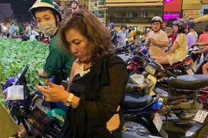 Tai nạn ở ngã tư Hàng Xanh, TP.HCM: Nữ tài xế lái BMW đổ lỗi cho giày cao gót