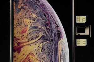 Cơ chế SIM kép trong iPhone Xs hoạt động như thế nào?