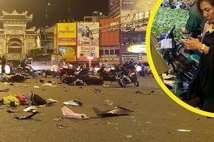 Vụ xe BMW gây tai nạn kinh hoàng: Lời khai bất ngờ của nữ tài xế