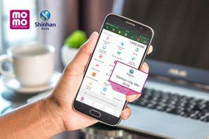 Ngân hàng Shinhan và Ví MoMo triển khai dịch vụ giới thiệu và nhận khoản vay tiêu dùng