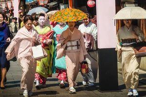Vẻ đẹp của Kyoto 'lâm nguy' trước quá tải du khách