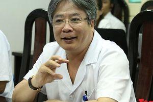 Bệnh viện Việt Đức lên tiếng về tình trạng 'cò máu' hoành hành
