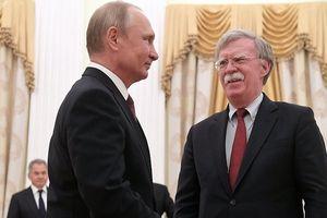 Mỹ quyết rút khỏi hiệp ước INF bất chấp lời cảnh báo của Nga