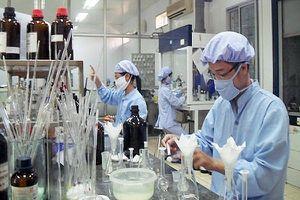 64% nguyên phụ liệu dược phẩm được nhập từ Trung Quốc