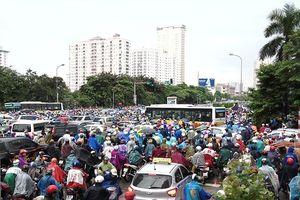 Hà Nội thiệt hại 1,2 tỷ USD một năm do ùn tắc giao thông