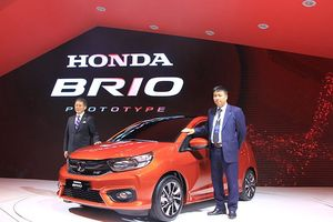 Honda Brio đối thủ mới của Toyoya Wigo, Hyundai Grand i10 và Kia Morning chính thức ra mắt Việt Nam