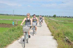 Đức hỗ trợ Hội An phát triển chương trình 'thành phố xe đạp'