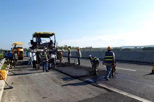 Khẩn trương khắc phục sự cố hầm chui tuyến cao tốc Đà Nẵng-Quảng Ngãi