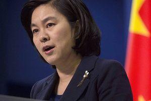 Trung Quốc nói gì khi Mỹ rút khỏi INF?