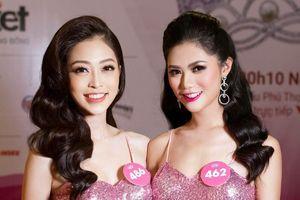 Hoa khôi Phụ nữ Việt Nam: Học giỏi, chơi thân với Á hậu Phương Nga