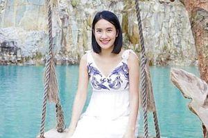 Hot girl nổi tiếng Thái Lan khoe ảnh 'sống ảo' tại Đà Lạt