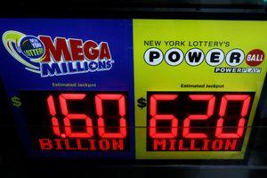 Giải xổ số kỷ lục 1,6 tỷ USD tại Mỹ đã có chủ