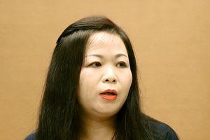 Đại biểu Quốc hội Vũ Thị Lưu Mai: 'Chưa ở đâu có cách phân bổ ngân sách như ở ta'