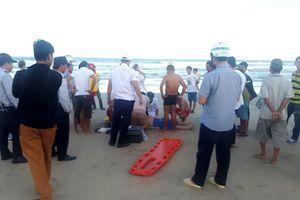 Thêm một du khách Trung Quốc tử vong khi tắm biển ở Đà Nẵng