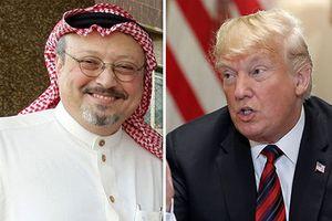 Đòn trừng phạt đầu tiên của Mỹ với Ả Rập vì vụ nhà báo Khashoggi