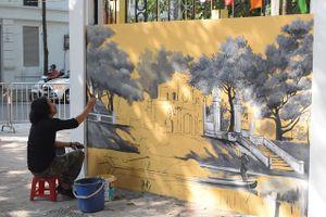 Tranh bích họa đường phố: Đẹp chưa hẳn đã hay